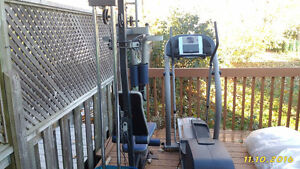 3 pieces of exercise equipment London Ontario image 2