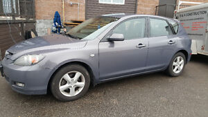 2009 Mazda3 5spd Hatchback $4700 Certified and etested