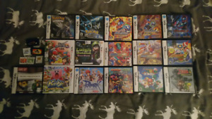 Nintendo 3ds, ds and gba games for sale