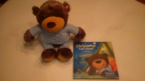 Hallmark Interactive Christopher Storybook & Buddy Cambridge Kitchener Area image 1