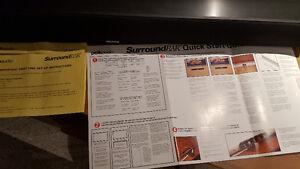 PolkAudi soundbar & PS10 Subwoofer for $80.00 pr Oakville / Halton Region Toronto (GTA) image 1