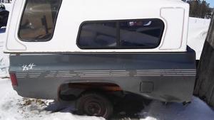 Boite de camion gmc sierra 1987