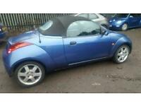 Ford Streetka 1.6 1599cc 2005.5MY Luxury
