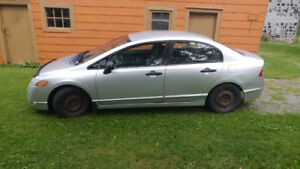 2007 Honda Civic - $1600 OBO with extra set of tires and rims