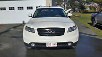 2003 Infiniti FX leather SUV, Crossover