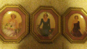 Set of 14 Princess Dianna plates with frames Kingston Kingston Area image 3