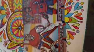 Tim Horton tlt hockey cards