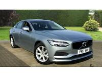 2017 Volvo S90 D4 Momentum Geartronic with Se Automatic Diesel Saloon