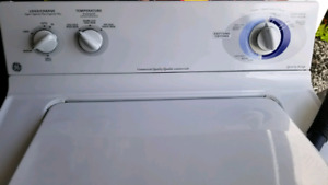 GE Washer for parts or repair, spin cycle not working properly