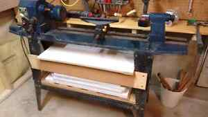 Mastercraft wood lathe for sale
