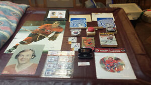Hockey - Guy Lafleur collection