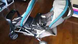 120$ Double Stroller Cambridge Kitchener Area image 10