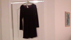 2 Party Dresses - Long with jacket, Short Velvet - $15 each