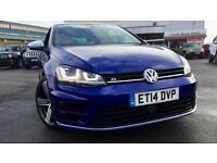 2014 Volkswagen Golf 2.0 TSI R 3dr Manual Petrol Hatchback