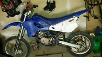01 yz85 trade for mint 50cc