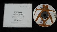 MADONNA - RAY OF LIGHT / US MAXI CD SINGLE 2-TRACK/PRO-CD-9349-R