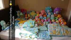 Carebear collection for sale