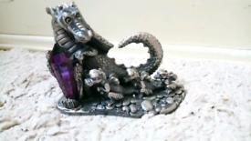 Myth and Magic Dragon ornament, Follow Me vgc