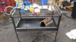 Animal cage  for sale ( rabbit, guinea pig )