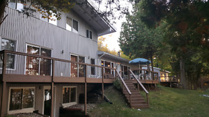 Lakehouse for rent, fits 20
