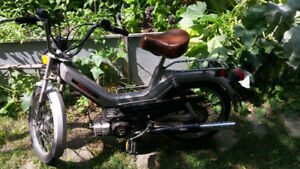 Moped Puch Newport