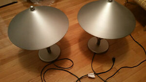 For Sale 2 Lamps