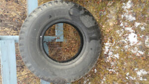 10.00-20 tube type heavy truck tire