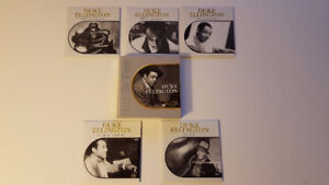 CLASSIC JAZZ ARTISTS' BOX SETS FOR SALE