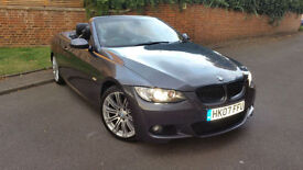 2007 BMW 335i 3.0 auto M Sport +++HUGE SPEC/FULLY LOADED+++