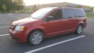 Dodge Grand Caravan 2009  STOW in GO