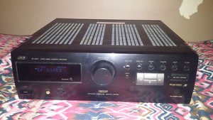 JVC amp/receiver stereo