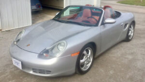 1997 PORSCHE BOXSTER *Made in Germany*