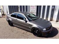 BMW 19 INCH ALLOYS M3 FITMENT