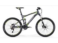 Marida 120 full suspension bike