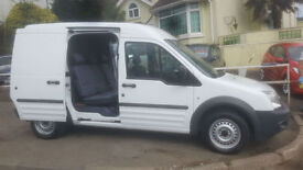2012 Ford Transit Connect LWB Crew Van 1.8 TDCi High Roof * 1 Owner * NO VAT