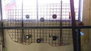 SUV pet barrier/ cage