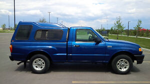 2007 Mazda Truck Low Kms