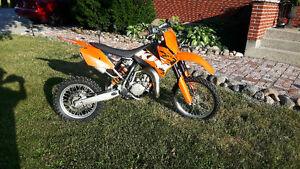 2008 KTM 85SX