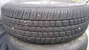 Used tires in great shape P215/70R14