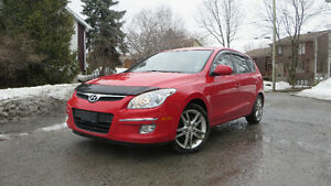 2009 Hyundai Elantra touring sport hatch back