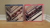 The Beatles collection vinyl albums