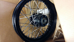 Harley Davidson Softail slim Rims and Rotors