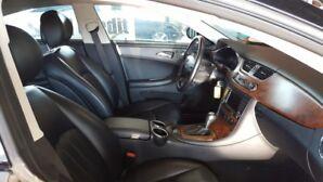 2008 Mercedes Benz CLS-Class Cls550 4-Door Coupe