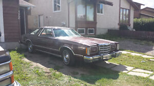 SOLD ?????? 1979 THUNDERBIRD NEED GONE BY MONDAY