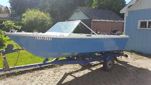 Great deal buy motor get boat for free Kitchener / Waterloo Kitchener Area image 1