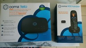 Ooma home phone