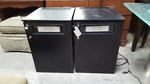WESTIN B MINI-BAR FRIDGE WITH CABINET AND LOCK