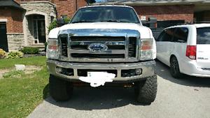 08 Ford F250 8 inch lift