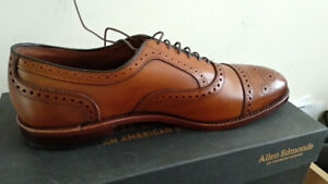 Allen Edmonds Strand in Walnut size 12D