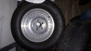 Centerline type wheels